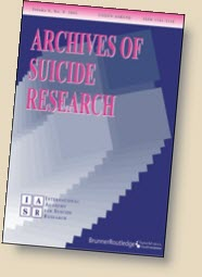 Archives of Suicide Research