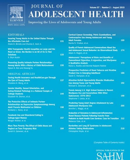 Digital Self-Harm - Journal of Adolescent Health