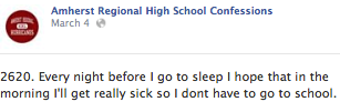 amherst confession 1