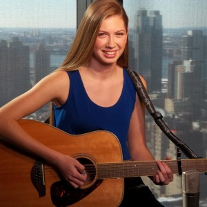kathleen lonski acoustic guitar anti bullying song