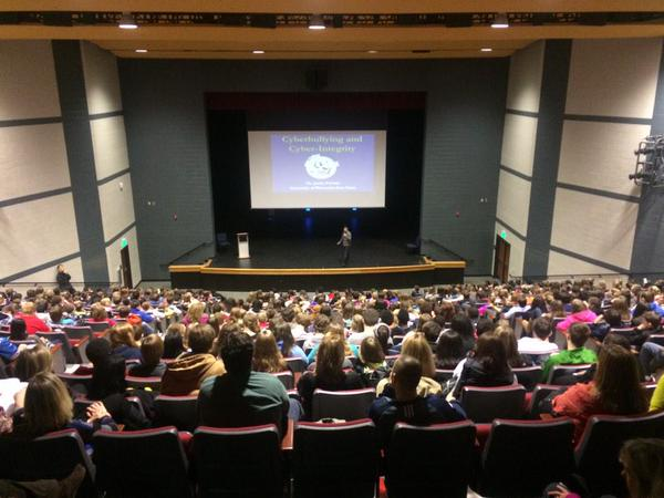 Bullying Assembly Programs - What Schools Need to Know Cyberbullying Research Center