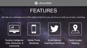 software to monitor kids and teens online