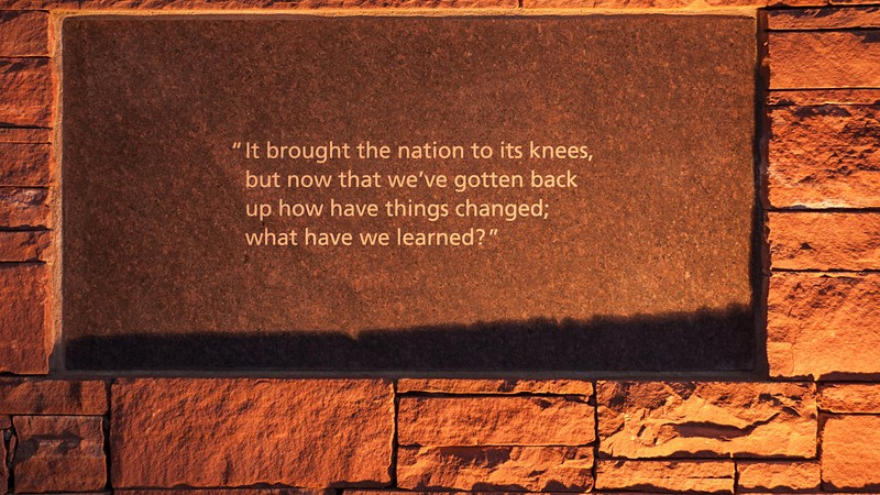My Visit to the Columbine Memorial