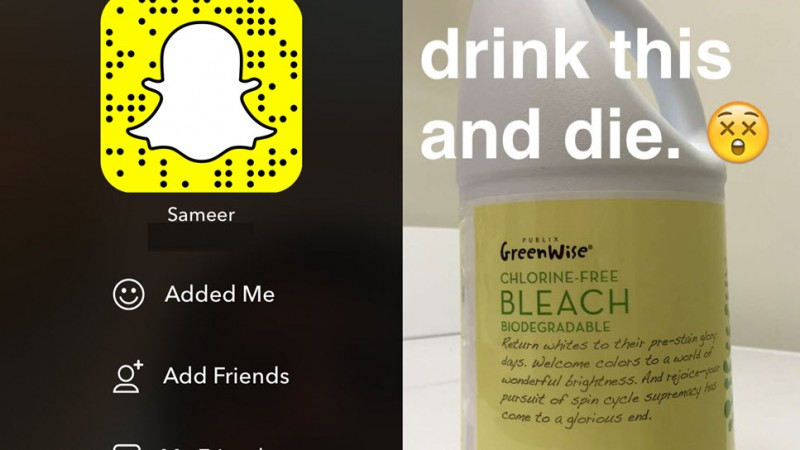 Teaching Snapchat Safety to Teens