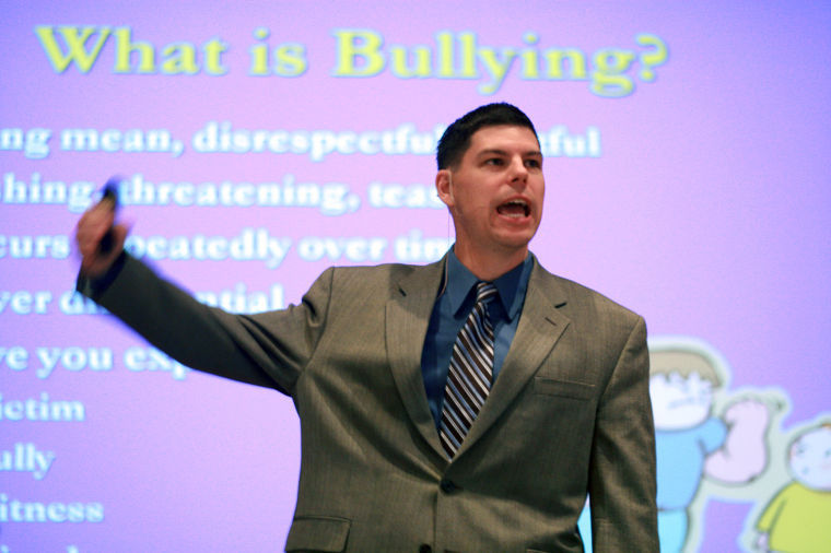 Dr. Justin W. Patchin speaks about cyberbullying prevention
