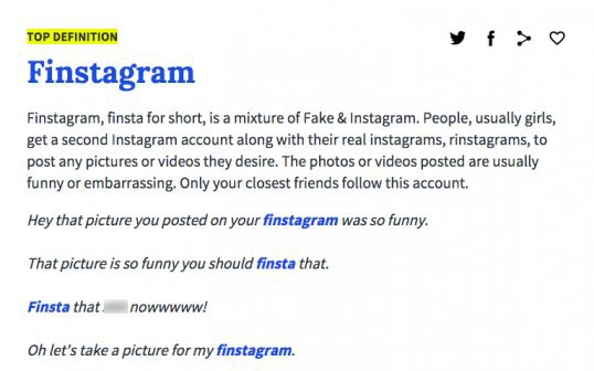 finstagram-urban-dictionary