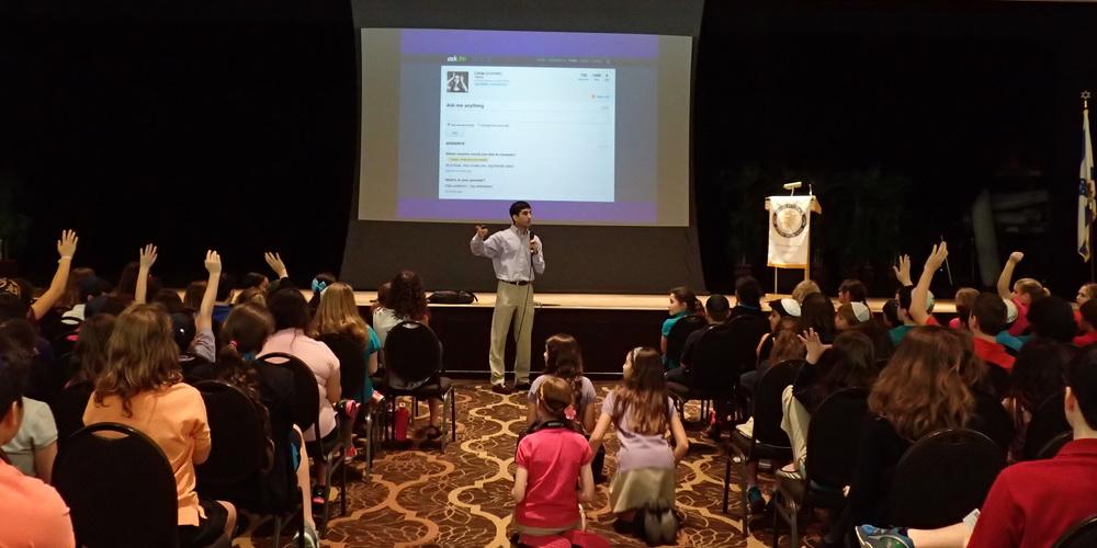 elementary school cyber bullying presentation