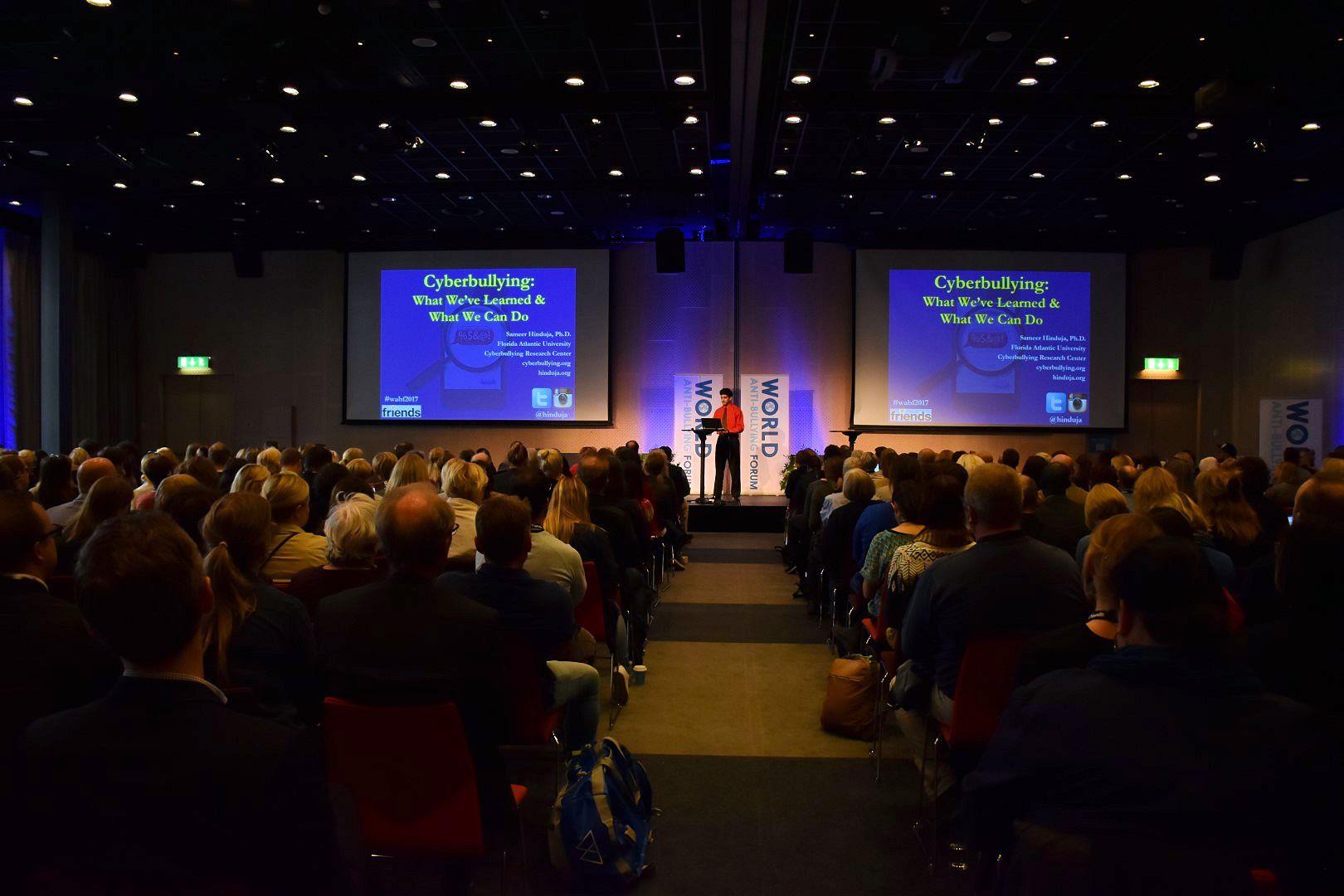 sameer hinduja cyberbullying sweden keynote 3