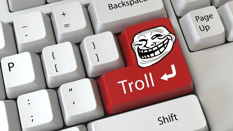 algorithms online abuse troll