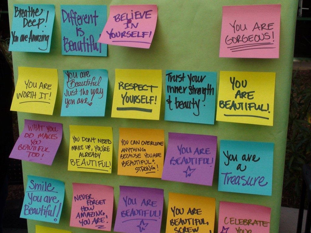 Positive Post It Day Cyberbullying Research Center