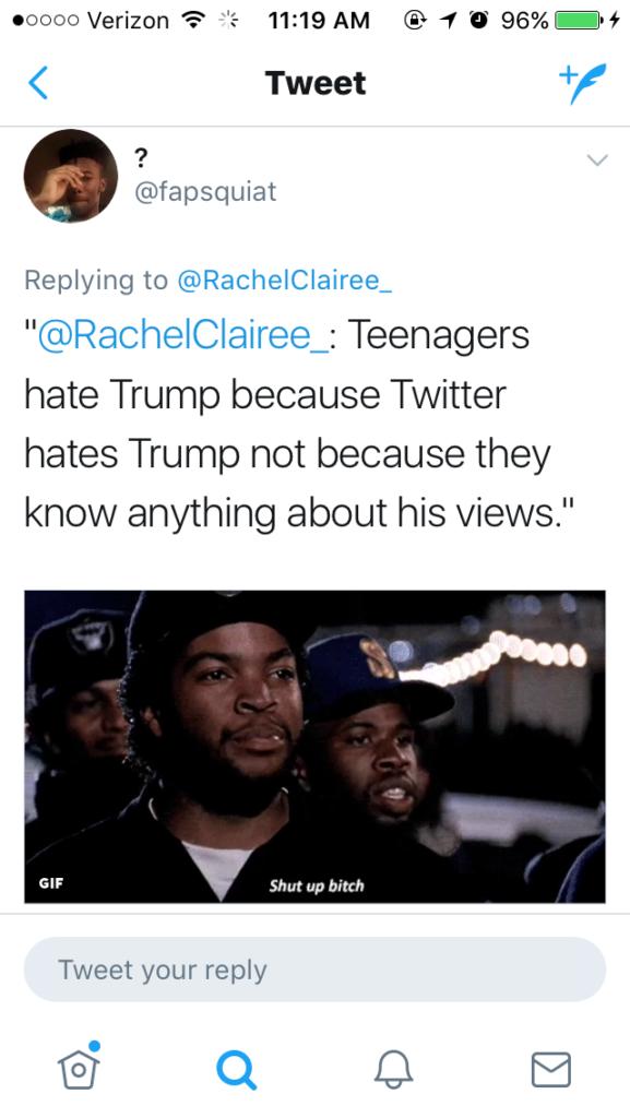 social media teen twitter meme