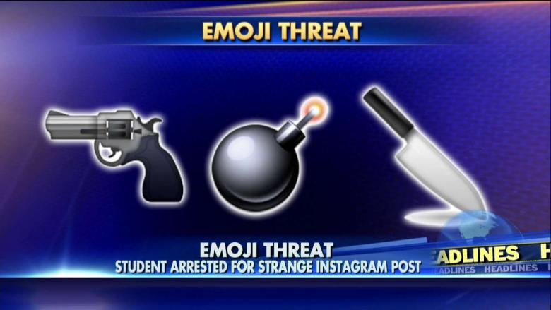 emoji threat case
