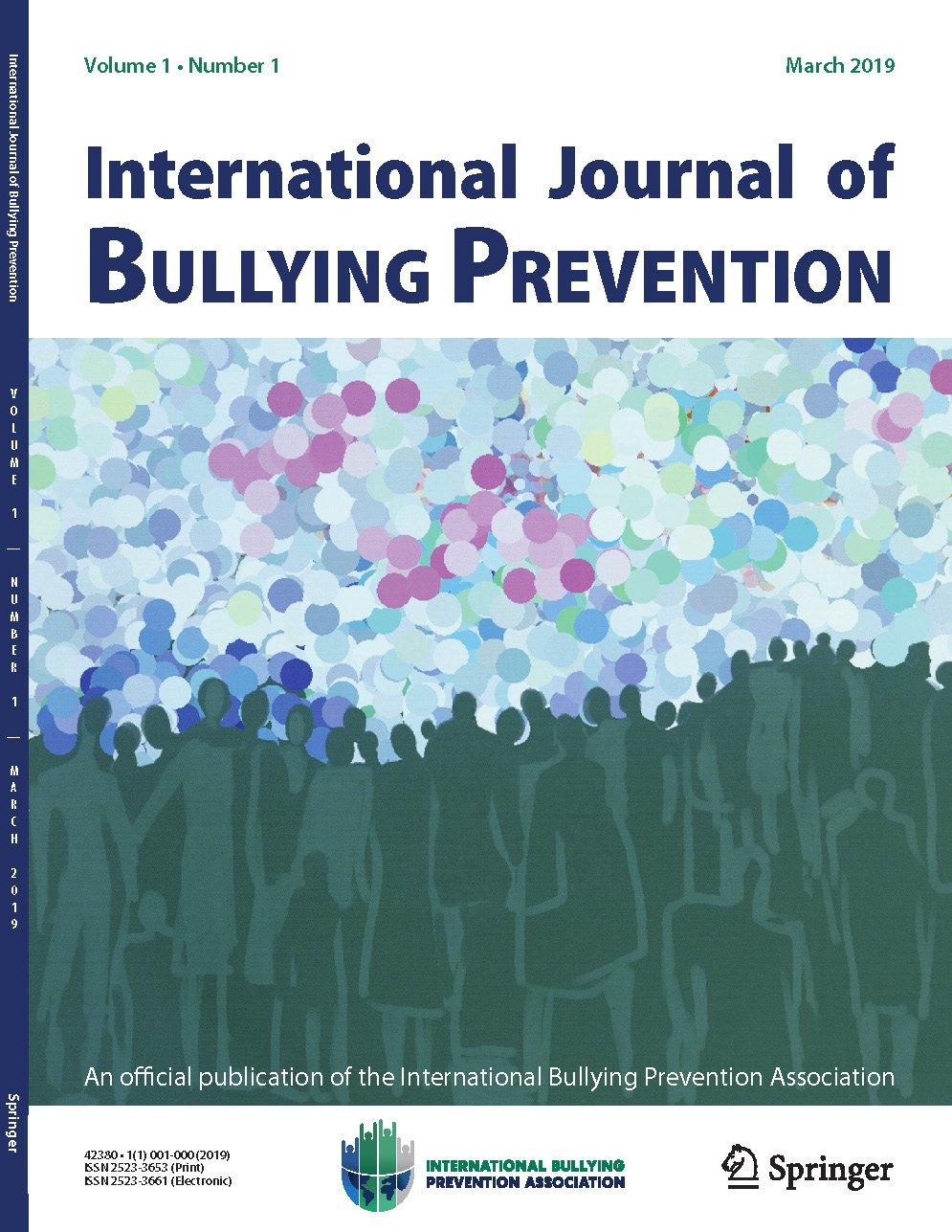 international-journal-bullying-prevention-cover
