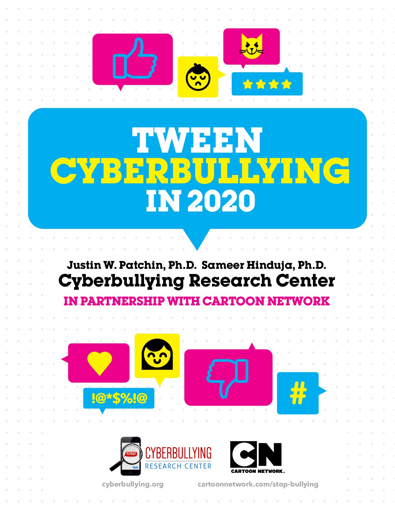 Tween Statistics 9 To 12 Year Olds Cyberbullying Research Center